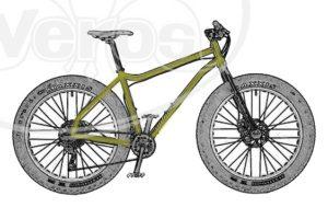 Велосипеды фэт-байки