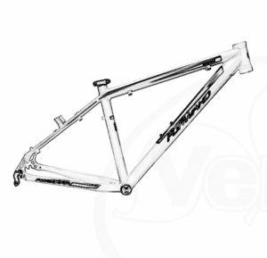 Рамы велосипеда