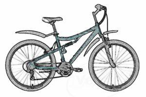 Велосипеды двухподвесы