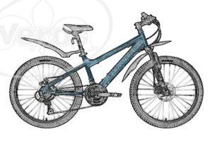 """Велосипеды подростковые 24"""""""