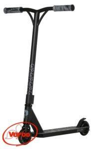 Самокат PLANK Triton Al колеса 100 мм черный/серый