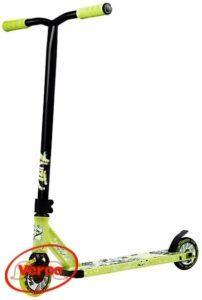 Самокат PLANK 180 Al колеса 110 мм зеленый