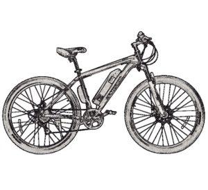 Электровелосипеды (под заказ)