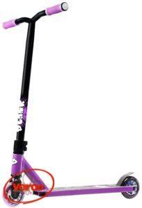 Самокат PLANK Hop Al колеса Al/PU 100 мм фиолетовый